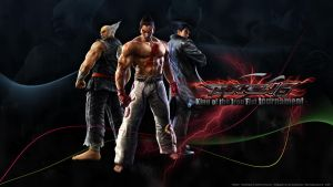 Tekken wallpaper by sharkurban