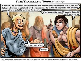 Time Traveling Twinks 10 by REBELComx