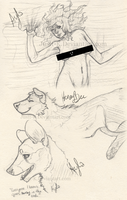 WIPs and Previews by Justt-K