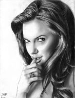 Angelina Jolie DONE by jambaj0e