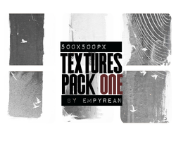 Textures Pack 1 by empyrean@joebulge by empy-rean