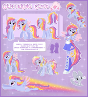 Glittering Cloud Ultimate Reference Guide by Centchi