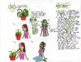 Brain-Warping Plant Life by LittleGreenGamer
