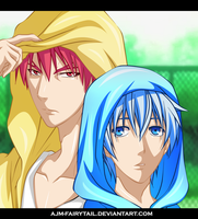 Kuroko No Basket by AJM-FairyTail