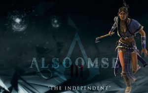 Alsoomse Wallpaper by Dahlia-Bellona