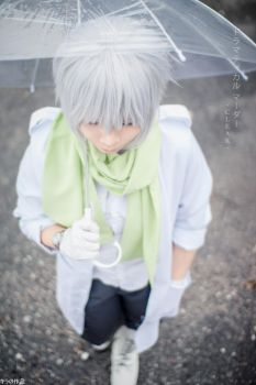 DRAMAtical Murder - Clear by josephlowphotography