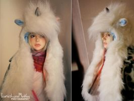 Spirithood: Unicorn by IcarusLoveMedley
