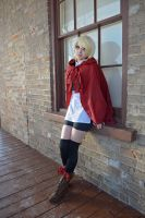 Photography: Red Riding Hood Alois 1 by DMinorChrystalis