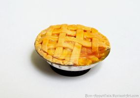 Magnet - Peach Pie by Bon-AppetEats