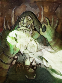 When you fuel the Fel JUST right... by Evelius