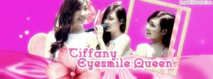 [Gift] Eyesmile Queen by HanaBell1