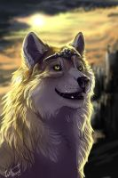 Sun prince by WolfRoad
