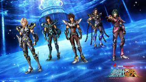 Saint Seiya Legend of Sanctuary Wallpaper by SaintAldebaran