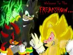 Welcome To The Freakshow by animorphs5678