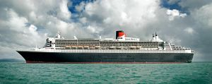 RMS Queen Mary II by heeeeman