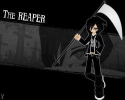 The Reaper by DoubleDead