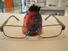 Mini woolley hat by LilMickey27