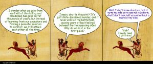 The Chariot Racers: On war by ServerusTare