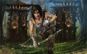 Tomb-raider-3 by HRishiraj