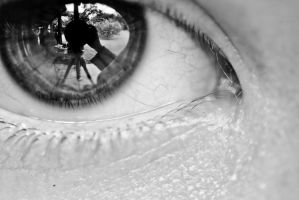 What Eye See by bismad