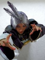 Kuja - Take what's yours by nikkiolie