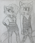 80's Rox and Ant by Lemon-Death