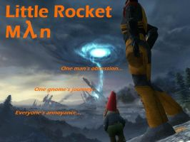 Half-Life: Little Rocket Man by pandarune