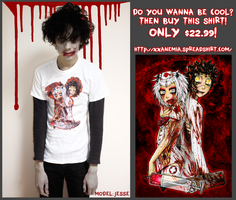 Zombie shirt by XXAnemia