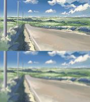 Road comp by Kyomu