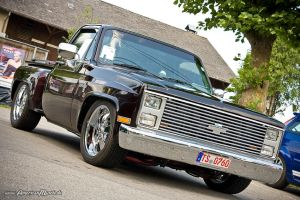 Chevrolet Truck by AmericanMuscle