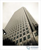 One Canada Square 02 by IcemanUK