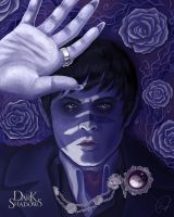 DarkShadows_Barnabas by rebirthvirgo