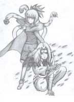 Anko and Kurenai by trainnin92