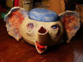 Heffalump front view by CorazondeDios