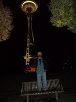 Space Needle, Seattle WA by thor113