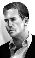 John Reese - Person of Interest by WhatICantDo