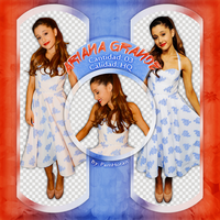 Photopack PNG / Ariana Grande / 22 by PamHoran