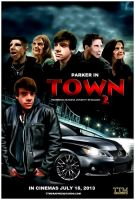 The Town Movie Poster 2 by tmarried