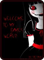 Welcome to my Games World by Taotaka