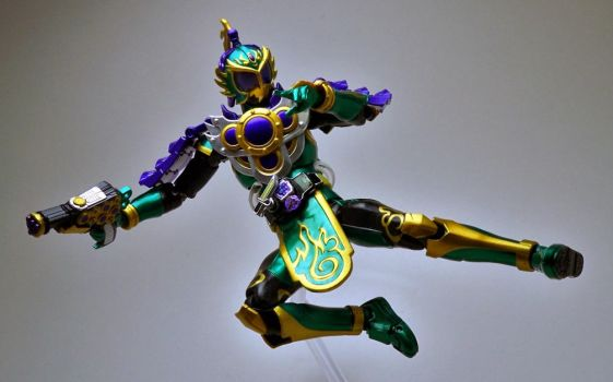 SH Figuarts Ryugen 01 by Infinitevirtue