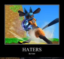 Haters by FallenJace