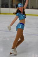 Sailor Competition Skating Outfit by reedymanedkelpie