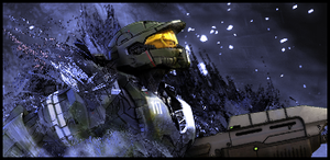 Masterchief 2 Colours signature by Khirono