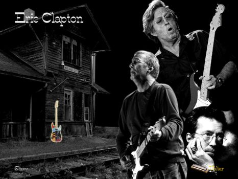 Eric Clapton by chilorastaroots