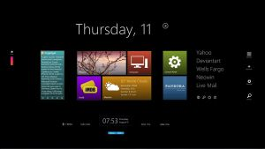 Windows 8 via Omnimo 4.1 by computerdummy5