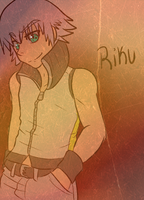 Awesome Riku is Awesome by Pon3Splash