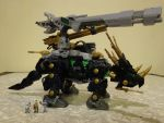 Zoids: Dark Horn Harry Special 02 by lizardman22