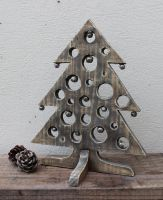 Wooden Christmas Tree by kate-arthur