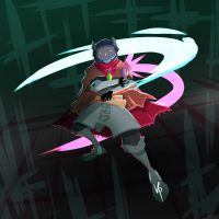 Hyper Light Drifter by KpCloudM