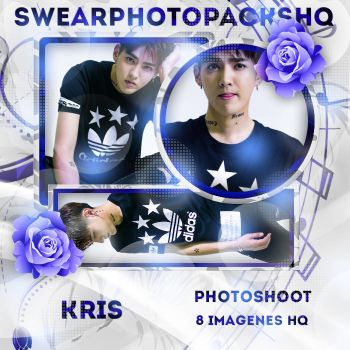 Photopack 22: Kris/Wu Yi Fan by SwearPhotopacksHQ